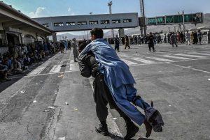 Tahliye Edilen Afganlar Balkan Ülkelerinde
