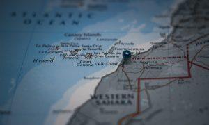 Fas Kıyılarında Bir Düzensiz Göçmen Grubu Kurtarıldı
