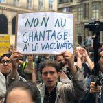 Fransa'da Kovid-19 Aşısı Olmayan 3 Bin Sağlık Çalışanı Açığa Alındı