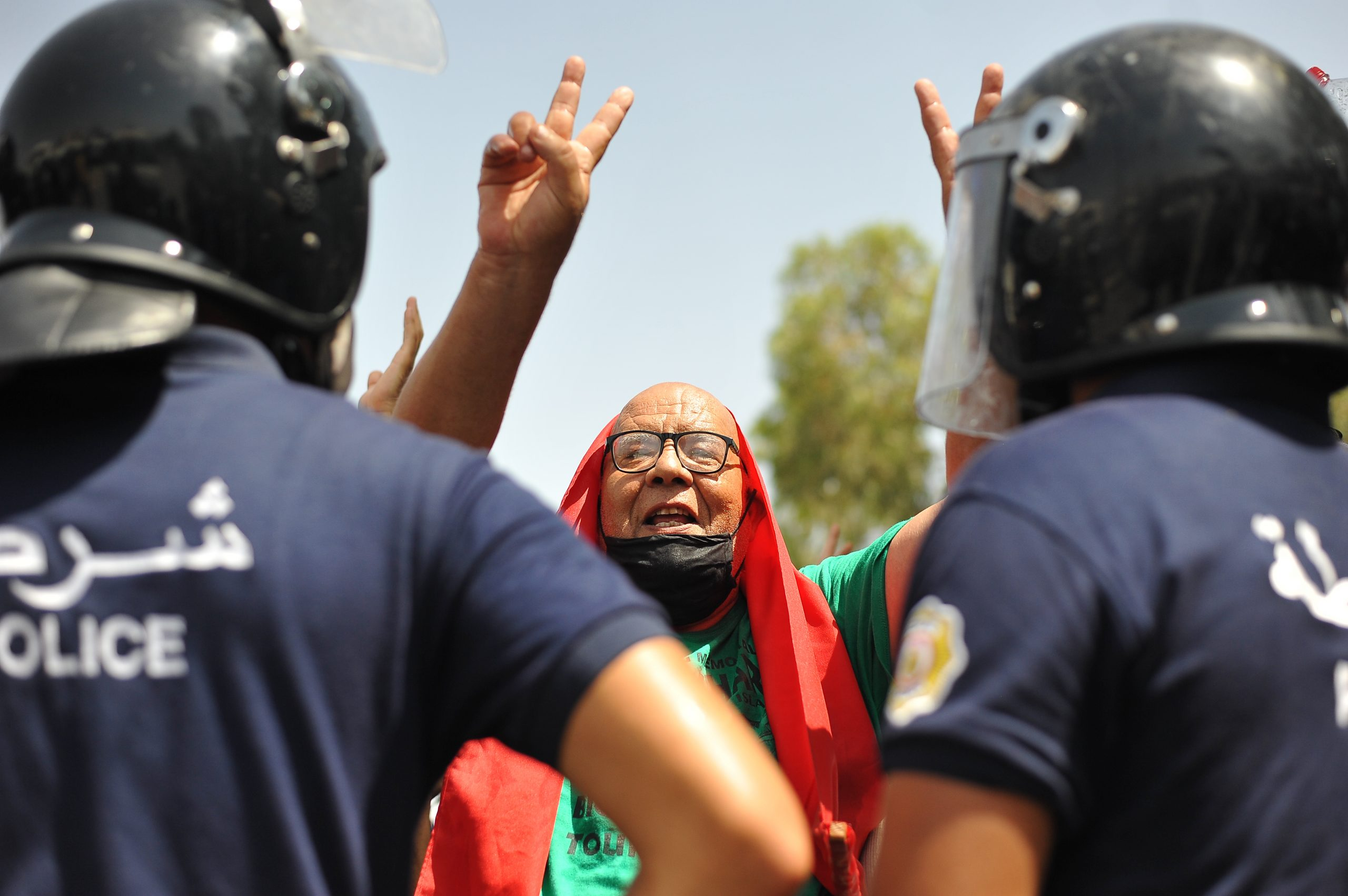 Tunus'ta Sistem Krizi