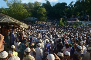 Arakanlı Müslümanların Lideri Ullah'ın Öldürülmesiyle İlgili Şüpheliler Yakalandı