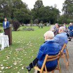 Aşağı Saksonya'da Müslüman Mezarlığı Açıldı