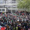 Avrupa Ülkelerinde İsrail'in Filistinlilere Yönelik Saldırıları Protesto Edildi