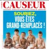 Fransa'da Causeur Dergisinin Irkçı Kapağına Tepki